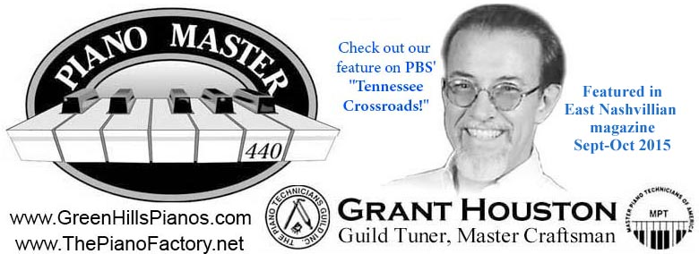 Grant Houston: Guild Tuner, Master Craftsman